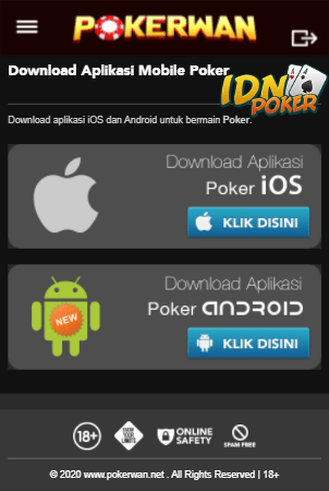 Download Aplikasi PokerWan