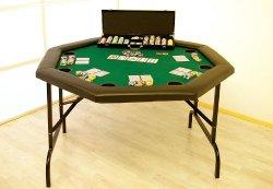 8-eckiger Pokertisch von Nexos Trading