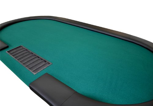 Pokertisch XL Dilego pokern chiptray chipfach