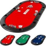 Deluxe faltbare Pokerauflage MAxstore