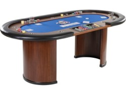 Pokertisch ROYAL FLUSH test poker maxstore