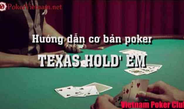 Hướng dẫn cách chơi bài Poker: Các hành động