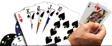 chơi poker trực tuyến