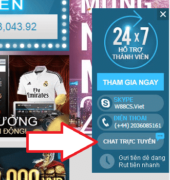 huong dan cach gui tien w88 choi poker online 2 Bắn cá săn thưởng gửi tiền như thế nào?