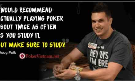 9 lời khuyên hữu ích khi chơi Poker giúp bạn chơi tốt hơn trong 5 phút