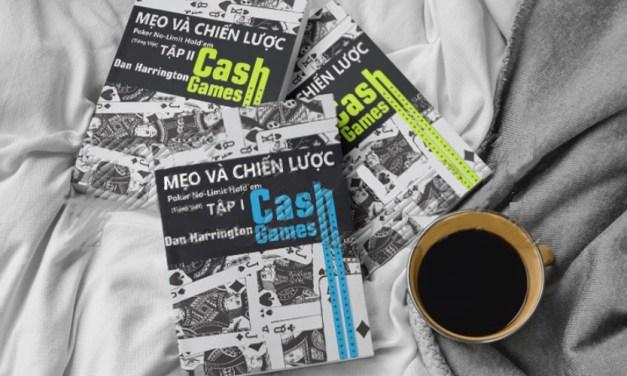[:vi]Sách Poker tiếng Việt: Dan Harrington – Poker Cash Game – Tập 1[:en]Poker ebook: TIPS and TRICKS in Poker Texas[:]