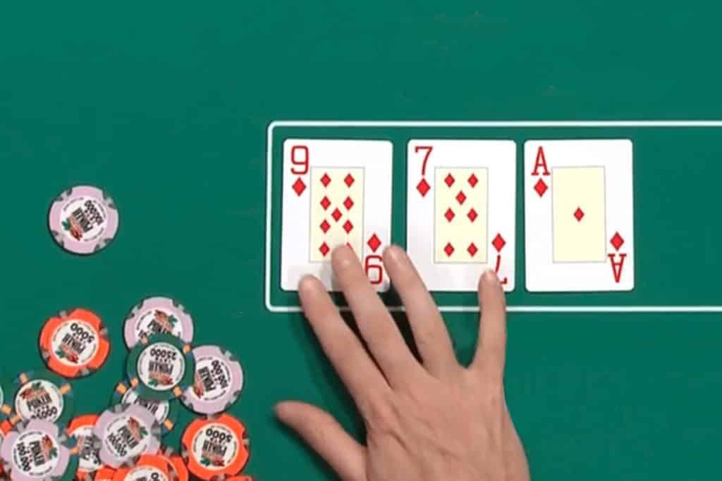 [:vi]5 cách đánh bài Poker khi ván bài Poker ra mặt Flops đồng chất[:en]5 Expert Strategies for Monotone Flops[:]
