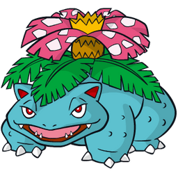 Venusaur type, strengths, weaknesses, evolutions, moves, and stats -  PokéStop.io
