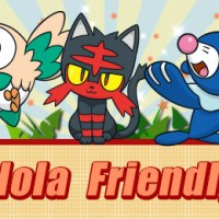 Alola Friendly registration begins on January 19 for Pokemon Sun and Moon