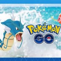 Pokémon GO Water Festival event now underway, runs through March 29
