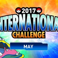 The 2017 International Challenge May starts soon in Pokémon Sun and Moon