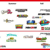 Nintendo highlights some of the games coming this year to Nintendo 3DS, including Pokémon Ultra Sun and Ultra Moon