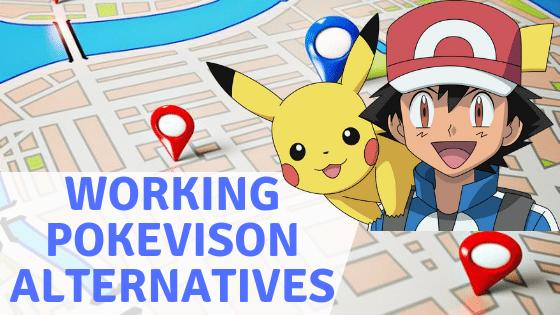 pokevison Alternatives