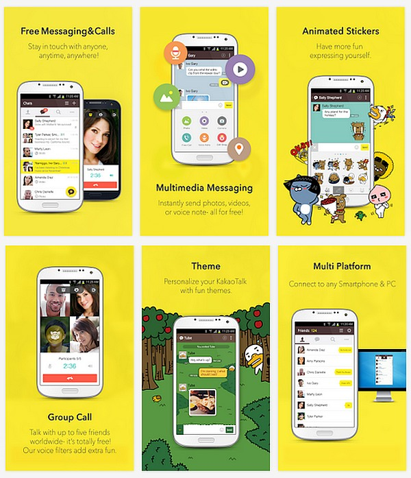 kakao features