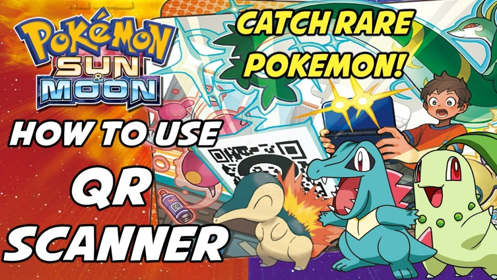 Pokemon QR Codes: Ultimate Things You Need To Know