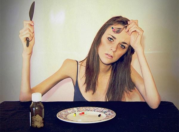 Реальная история о том, как худеют анорексички