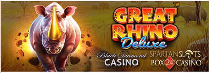 'Great Rhino Deluxe