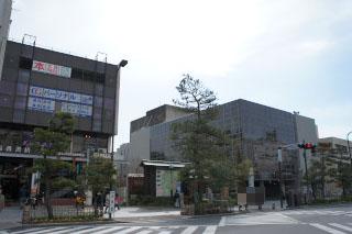 大巧寺・駅側入り口