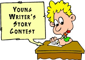 story writing contest graphic