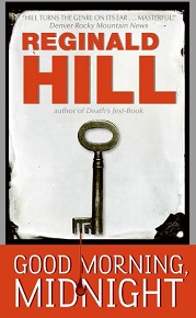 Mystery Mondays:  Good Morning, Midnight by Reginald Hill