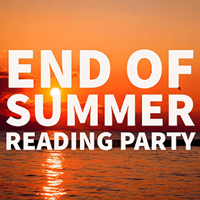 Adult End of Summer Reading Party