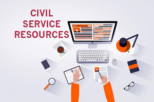 civil services resources