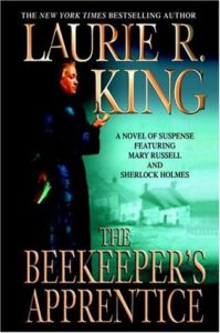 December 10: The Beekeeper's Apprentice by Laurie King