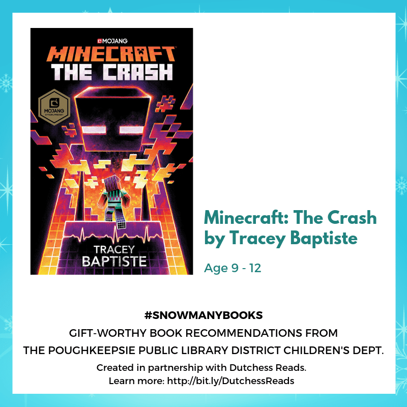 Minecraft: The Crash by Tracey Baptiste (9-12)