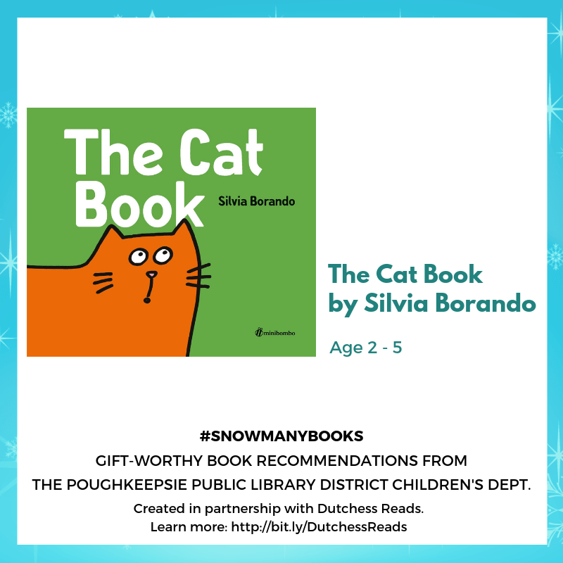 The Cat Book by Silvia Borando (2-5)