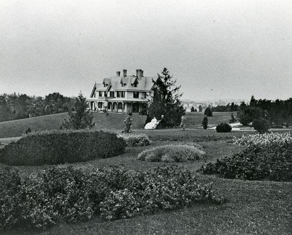 Hidden Mansions: Tioronda/Craig House
