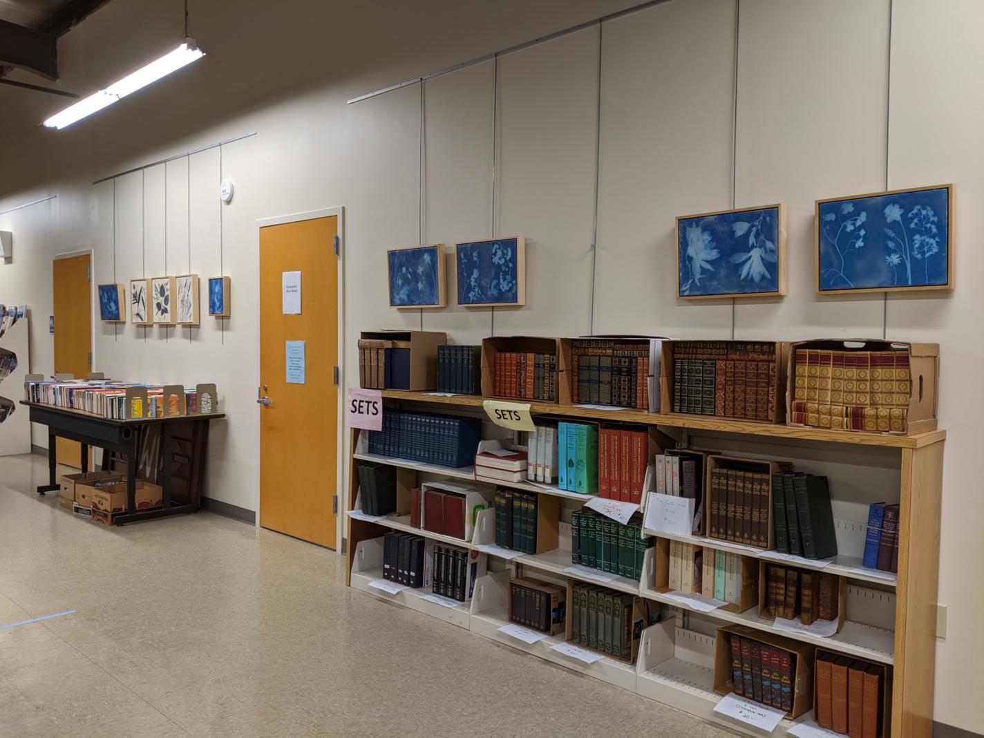 Exhibit of Julia Whitney Barnes' Art Oct 2020