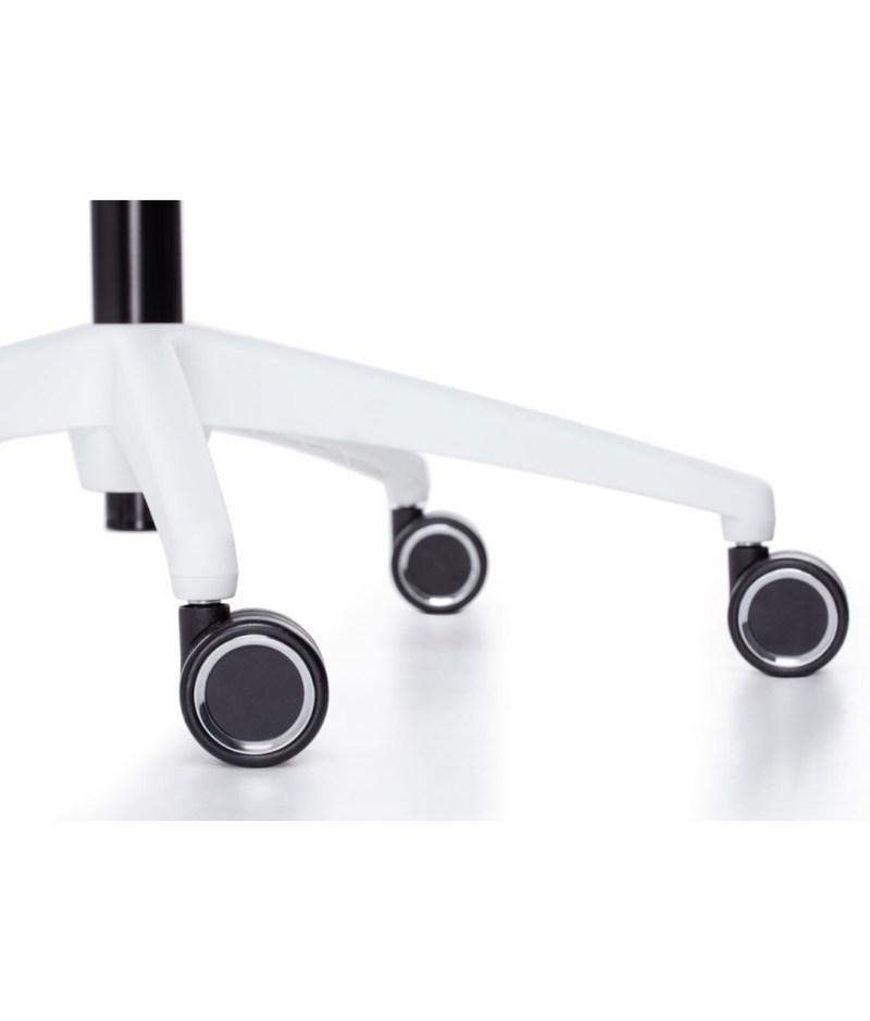 kółka fotel ergonomiczny Shine EFG