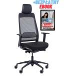Fotel ergonomiczny Shine EFG 100B