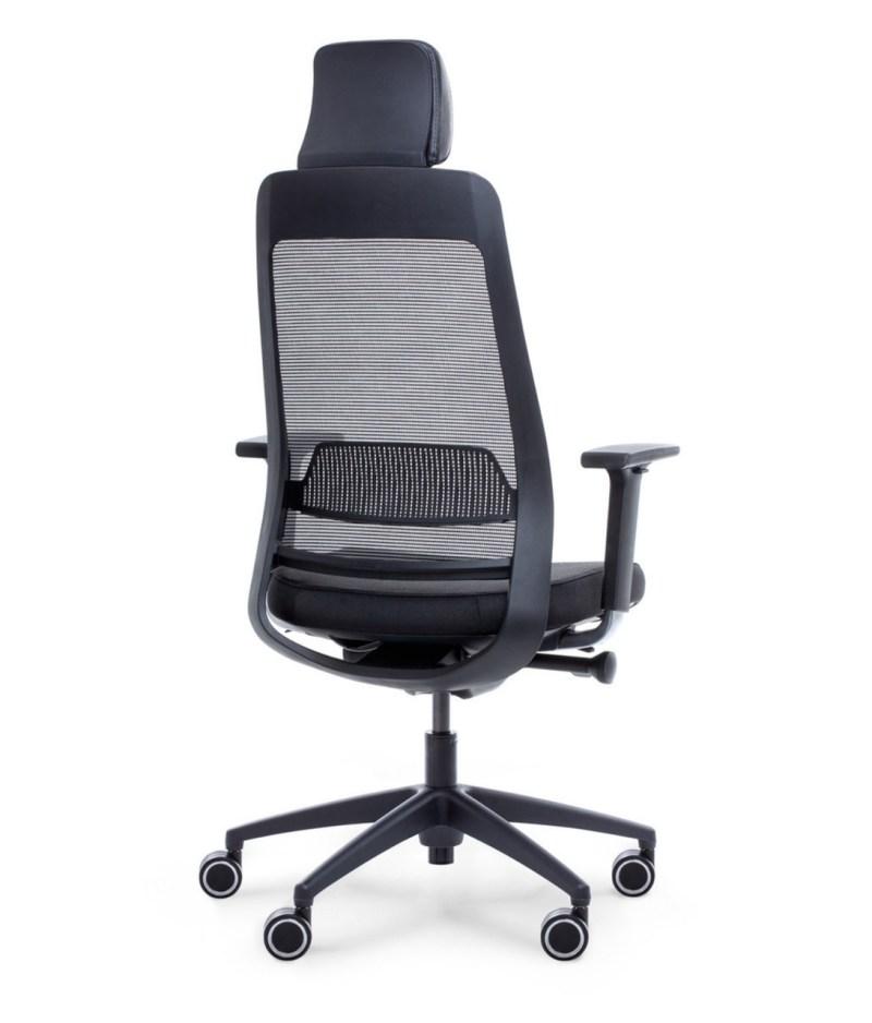 oparcie fotel ergonomiczny Shine EFG 100B