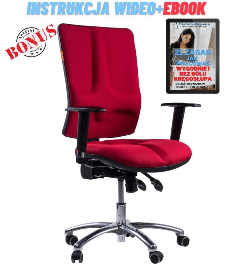Krzesło ergonomiczne biurowe Business