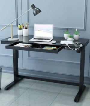 biurko elektryczne z regulowanÄ… wysokoÅ›ciÄ… Smart ZB-150
