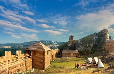 Gród na Gorze Birów