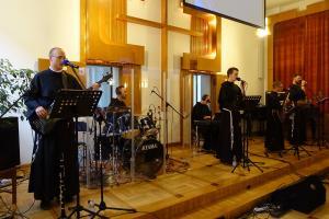Koncert w auli seminaryjnej