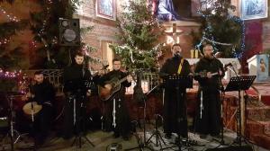 Koncert kolęd u Pallotynów