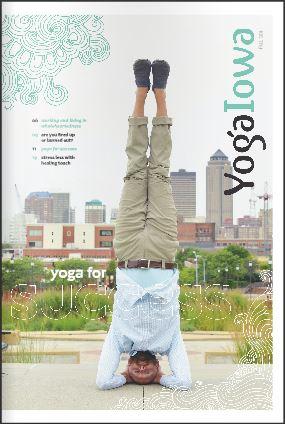 Yoga Iowa Fall 2015 cover