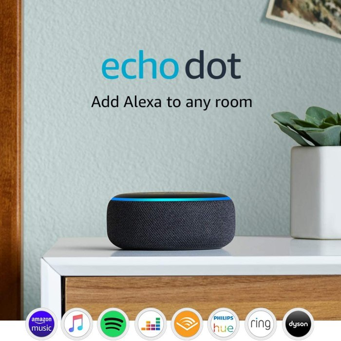 Amazon Echo Dot 3rd (英版/香港適用)