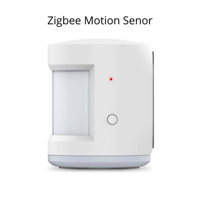 ZemiSmart Motion Sensor 動作感應器