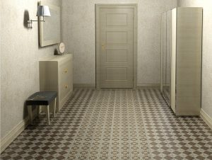 Холл, коридор