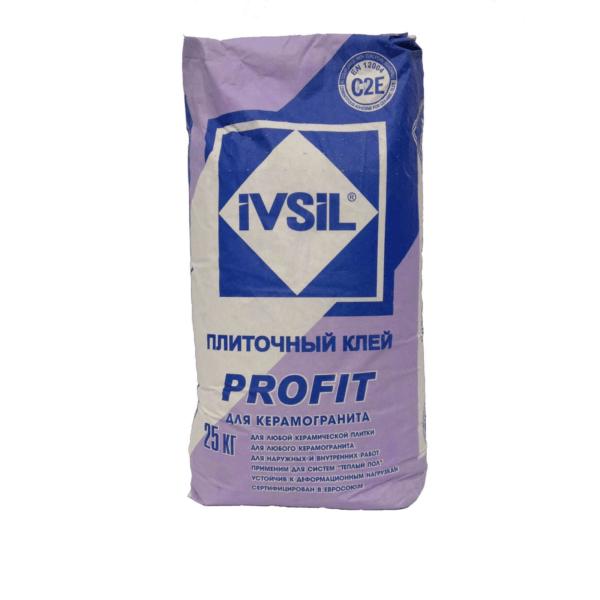 Ivsil profit.