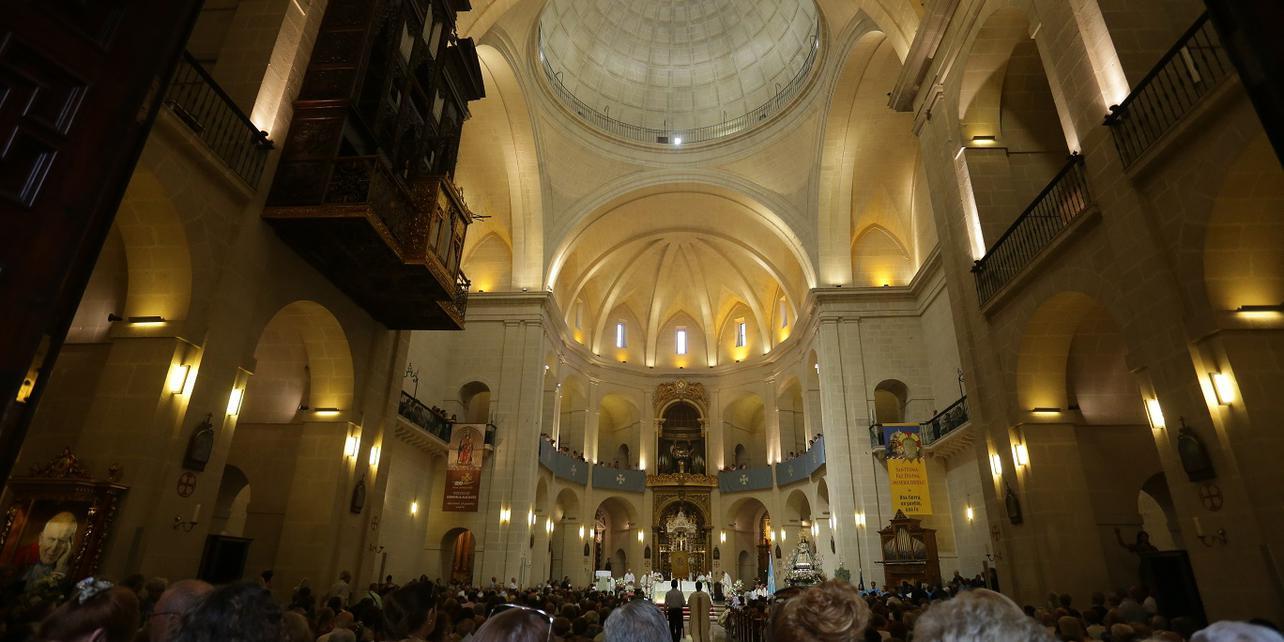 Co zwiedzić w Alicante - Concatedral San Nicolás de Bari