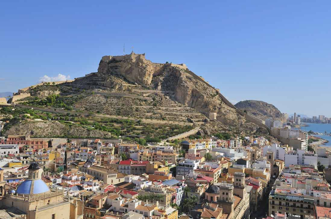 Co zwiedzić w Alicante - Tanie loty do Alicante