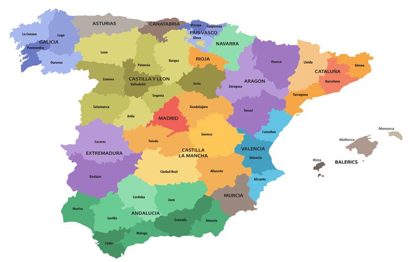 Informator turystyczny w Hiszpanii