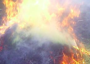 Zagrożenie pożarami