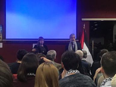 السفير الفلسطيني في وارسو