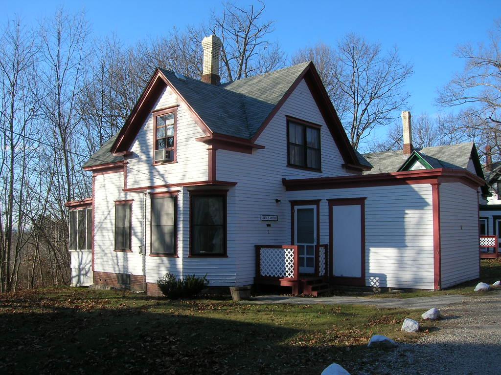 Cottage 2 - Jabez Ricker